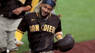 Fernando Tatis Jr. Steals Third Base While Up Six Runs A Day After 'Unwritten Rule' Controversy