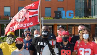 Ohio Attorney General Believes Ohio State Can Sue Big Ten For Tens Of Millions Over Cancellation Of Football Season