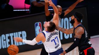 Marcus Morris Tells Luka Doncic 'Cry Me A River' After Doncic's Remarks On His Foul And Ejection In Game 6