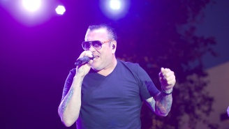 Thousands Of Maskless Bikers Gather Around To Watch Smash Mouth Perform At Sturgis