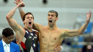 This Day In Sports History: Jason Lezak Anchors Team USA To Win In Olympic 4x100m Freestyle Relay Final In Beijing