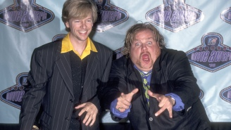 David Spade Opens Up About Heated Fight With Chris Farley On 'Tommy Boy' Set Over Rob Lowe