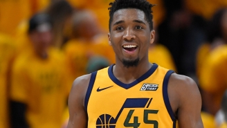 Donovan Mitchell Accidentally Uploads Explicit Audio On Instagram Live While Inside The NBA Bubble