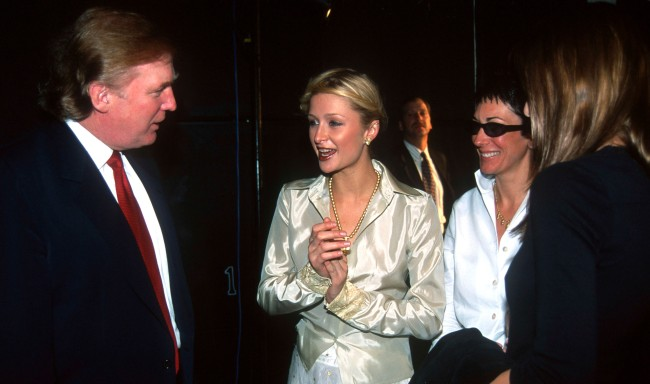 Ghislaine Maxwell Wanted A Young Paris Hilton For Jeffrey Epstein Documentary