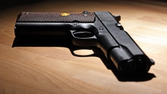 Guy Points Pistol At His Junk, Accidentally Shoots Himself, Is Hailed A Hero By Gun Enthusiasts