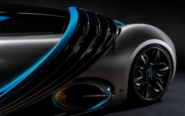 Hyperion Unveils The XP-1 First Hydrogen-Powered Electric Supercar