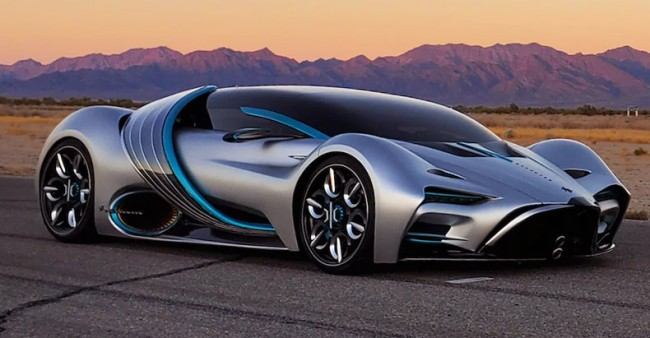 Move over Hennessey, Scuderia Cameron Glickenhaus, SSC North America, Drako Motors, and make some room for Hyperion Motors and their new XP-1, the fir
