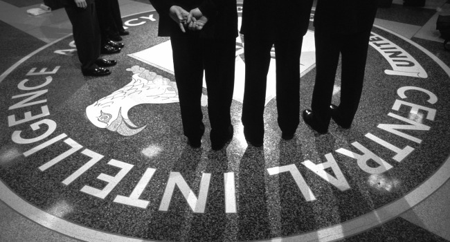 If you can solve this puzzle, the CIA might have a job for you