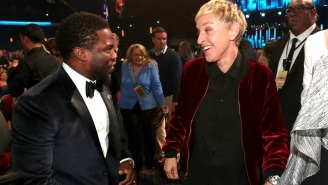 Kevin Hart Asks Everyone To Stop Hating On Ellen DeGeneres As Her Show's Ratings Reach New Low