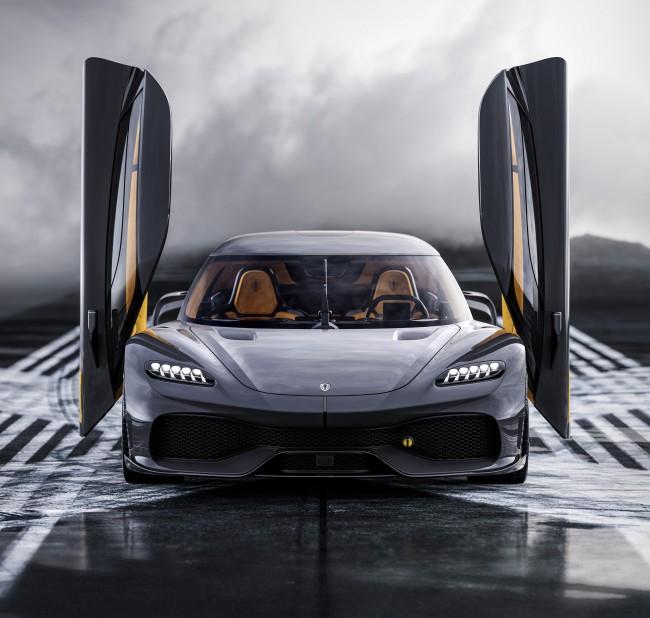 Koenigsegg Gemera Is The Worlds First Mega-GT