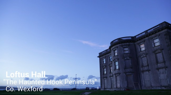 Loftus Hall The Most Haunted Mansion In Ireland Is Up For Sale