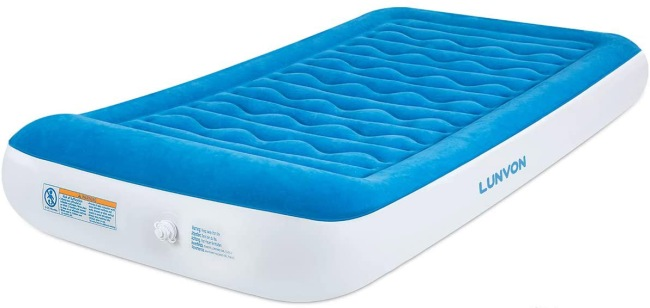 Best Air Mattresses For Camping Or Overnight Guests