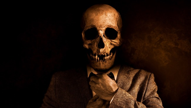 Man Known As Mr Skull Face Cut Off His Ears And Keeps Them In Jar