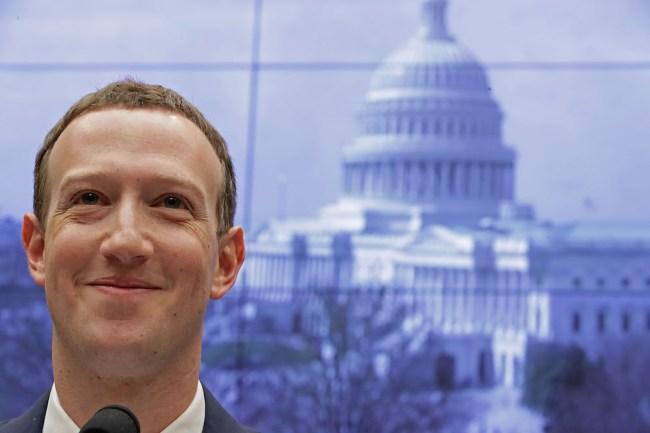 Mark Zuckerberg TikTok ban