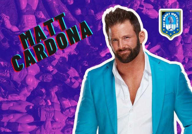 Matt Cardona Interview