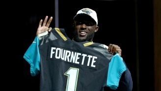 NFL Fans Shocked By Jaguars Cutting Leonard Fournette, Start Making Trevor Lawrence Jokes