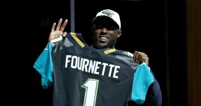 NFL Fans Shocked By Jaguars Cutting Leonard Fournette Make Jokes