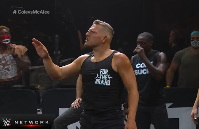 Pat McAfee NXT Takeover