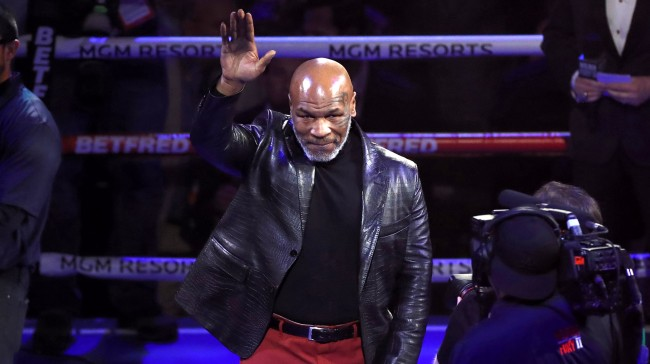 Promoter Explains Why Mike Tyson Vs Roy Jones Jr Fight Was Postponed