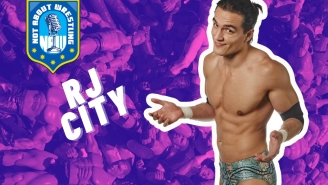RJ City Discusses Wrestling One-Armed Legends, Fanny Packs, And Making Sure David Arquette Doesn't Die