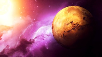 Landmark New Research Claims Evidence Of Alien Life May Exist Under Ancient Ice Sheets On Mars
