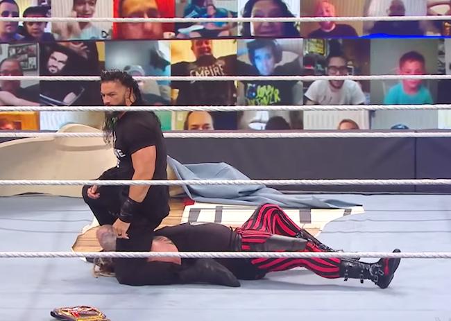 Roman Reigns Returns SummerSlam 2020
