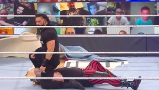 Watch Roman Reigns' Shocking Return To Destroy Everyone After Main Event Of SummerSlam 2020