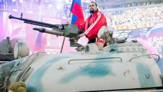 Lana Admits She And Rusev Totally Had Sex On That Tank During WrestleMania