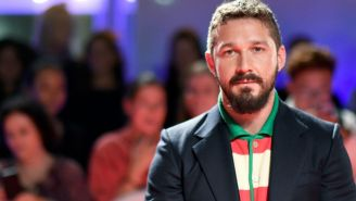 There Are RUMORS (!) That Shia LaBeouf Is Being Eyed For A Role In The MCU