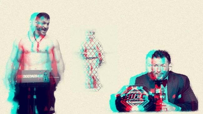 Stipe Miocic UFC 252