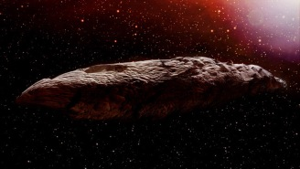 New Study Suggests Interstellar Space Rock Oumuamua 'Could Have Been Sent By Aliens'