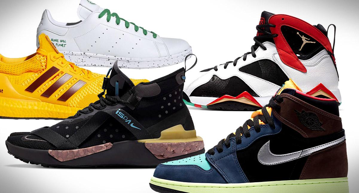 New Sneaker Releases Plus