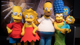 'Simpsons' Superfan Sets World Record With 203 Character Tattoos And Spent A Ton Of D'OH