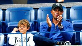 Tiger Woods' Son Already Out Here Schooling Fools On The Golf Course At Age 11