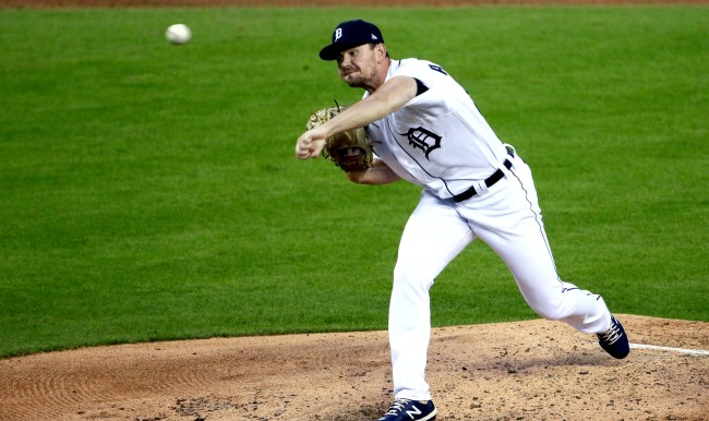 Tigers Tyler Alexander Sets Record Striking Out Nine Straight Batters