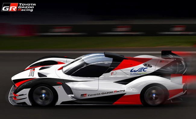 Toyotas Street Legal GR Super Sport Hypercar Is Closer To Production