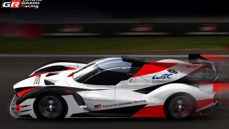Toyota's $1 Million+ Street Legal Hypercar Moves Closer To Production With Groundbreaking Patent
