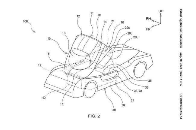 Toyotas Street Legal GR Super Sport Hypercar patents