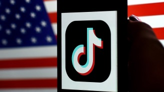President Trump Gives TikTok Until Sept. 15 To Be Sold Or He's Banning It In The U.S.