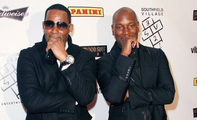 Tyrese Gibson Defends R Kelly Being A Pedophile Fans Respond