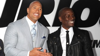 Tyrese Tries To Explain Why He Started A Beef With The Rock, That He Lost, Badly