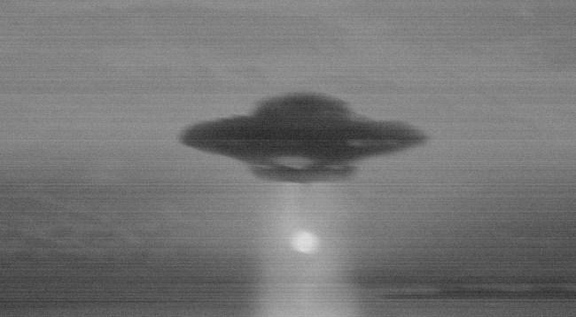 UFO Sighting Proof Of Alien Base Off The Coast Of Florida