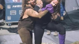 Mick Foley Retells Hilarious Story About Constantly Getting Locked In Undertaker's Coffin As A Joke And Being 'Buried Alive'