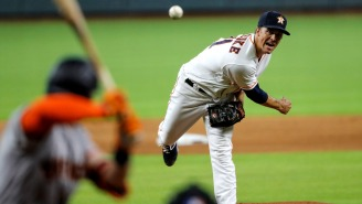 Astros Ace Zack Greinke Told Giants Hitters What Pitches Were Coming, Still Got Them Out