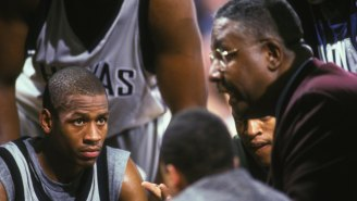 Allen Iverson Posts Heartfelt Message Thanking The Late John Thompson For 'Saving My Life'