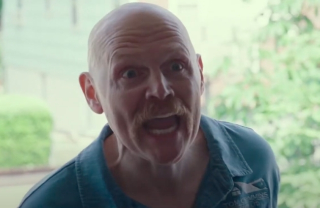 bill burr king staten island deleted scene