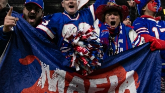 Bills Mafia Might Be Able To Take Advantage Of A Tailgate 'Bubble' To Pregame As Responsibly As Buffalo Fans Possibly Can