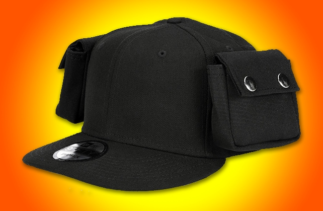 cargo shorts baseball hat