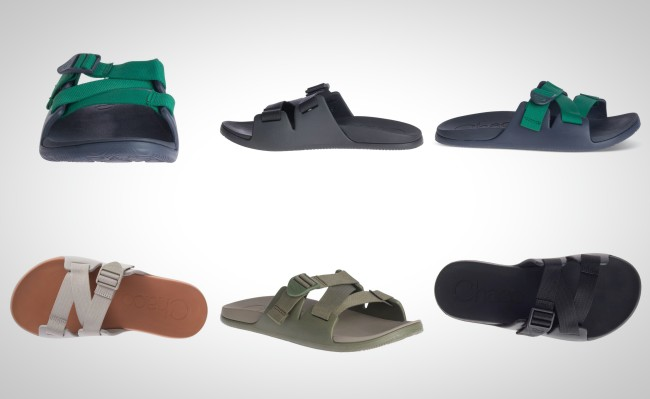 Chaco Chillos Slides athletic sandals