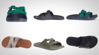 It's Time To Fully Embrace The Athleisure Lifestyle With Chaco Chillos Sport Slides